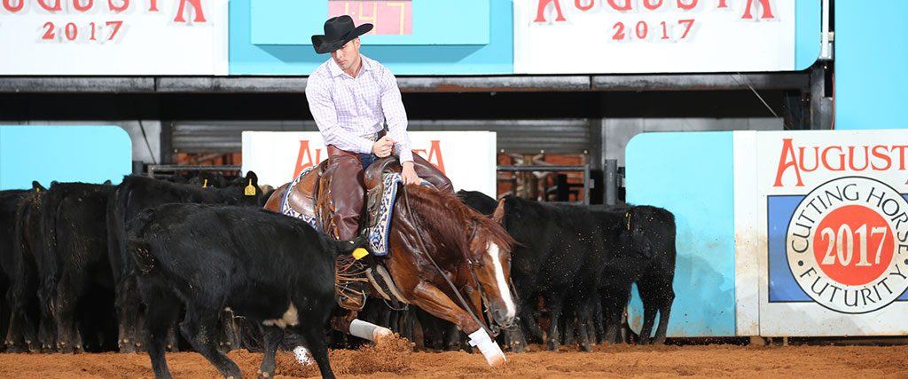 38th ANNUAL AUGUSTA FUTURITY ATTRACTS 597 ENTRIES FROM 20